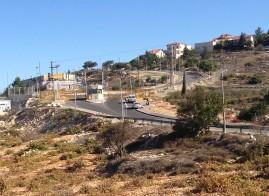 Israele, il muro che divide i territori arabi da quelli ebraici