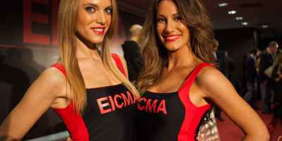 Hostess a Eicma